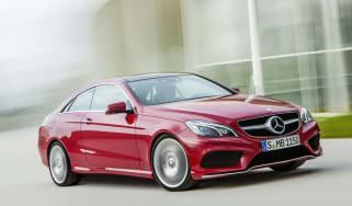 Mercedes-Benz E-Class Coupe pictures