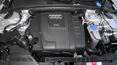 Audi S5 Sportback engine