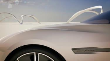 Pininfarina teases new Cambiano concept