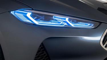 BMW 8-series concept - headlight