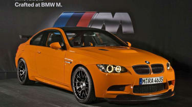 BMW M3 GTS coupe