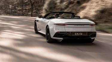 Aston Martin DBS Superleggera Volante - header