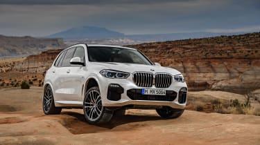 2018 BMW X5 - off-roading