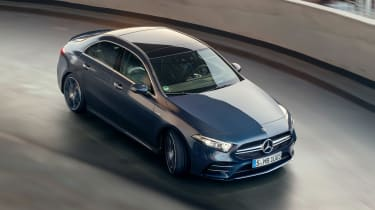 Mercedes-AMG A35 saloon - top