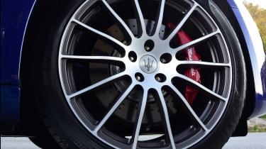 Maserati Ghibli S – wheel