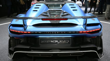 Italdesign Zerouno Duerta – rear