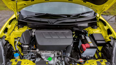 Suzuki Swift Sport - engine