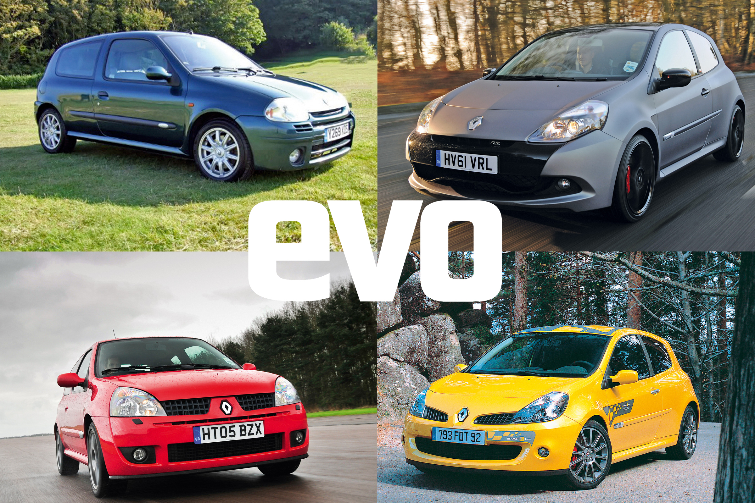 Renault Sport Clio History Of The French Hot Hatch Hero From 172 To 220 Evo