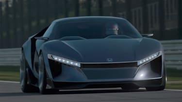 Honda Sports Vision Gran Turismo – front