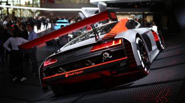 Audi R8 LMS GT3 - rear