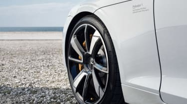 Polestar 1 prototype wheel