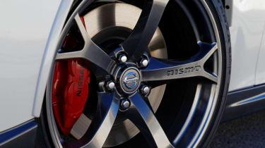 2013 Nissan 370Z Nismo alloy wheel