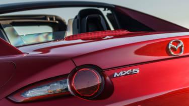 Mazda MX-5 RF - Rear light