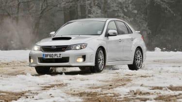 Subaru WRX STI gets more power