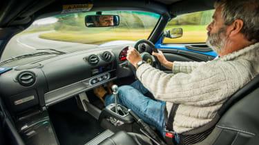 Lotus Elise Sport 220 - Interior