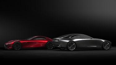 Mazda Vision Concept Coupe - vision