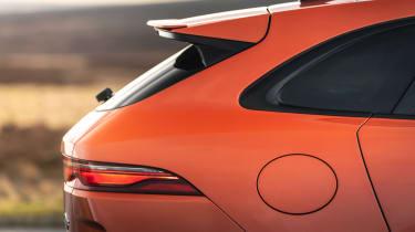 Jaguar F Pace SVR 2021 review - haunch