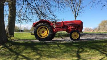 1962 Porsche-Diesel tractor