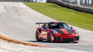 Porsche GT2 RS Road America