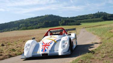 Radical Nürburgring record