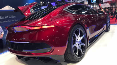 Fisker EMotion – rear quarter