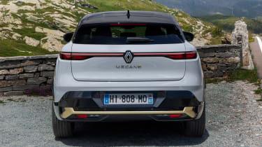Renault Megane E-Tech Electric - rear 1