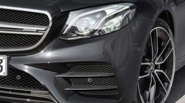 Mercedes-AMG E53 – headlight