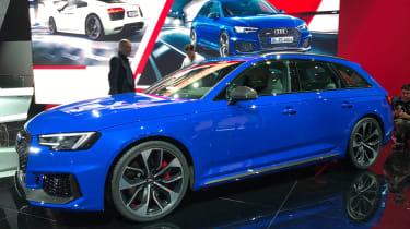 Audi RS4 - Frankfurt motor show