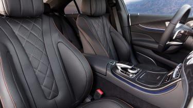 Mercedes-Benz CLS AMG Line – front seats