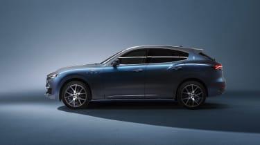 Maserati Levante hybrid – profile