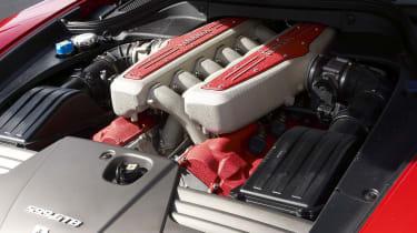 Ferrari 599 HGTE engine