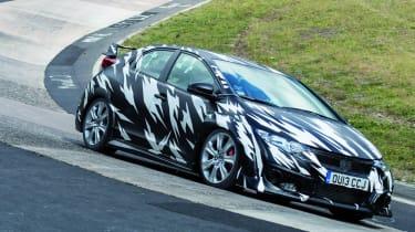 Honda Civic Type-R 2015 price, release date & specs