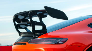 Mercedes-AMG GT Black Series - stacked wing