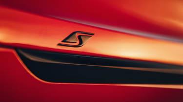 Bentley Bentayga S – badging