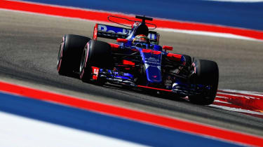 Brendon Hartley – USA GP 2017