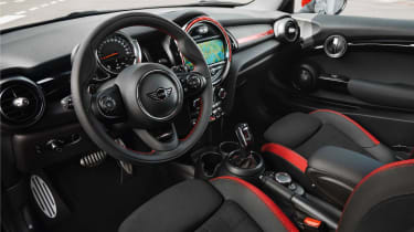 Mini Cooper S GT Edition - interior