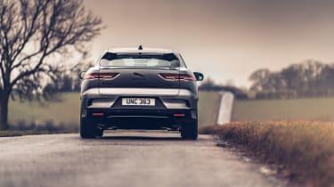 Jaguar I Pace – rear