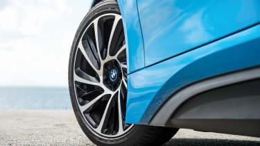 BMW i8 front wheel