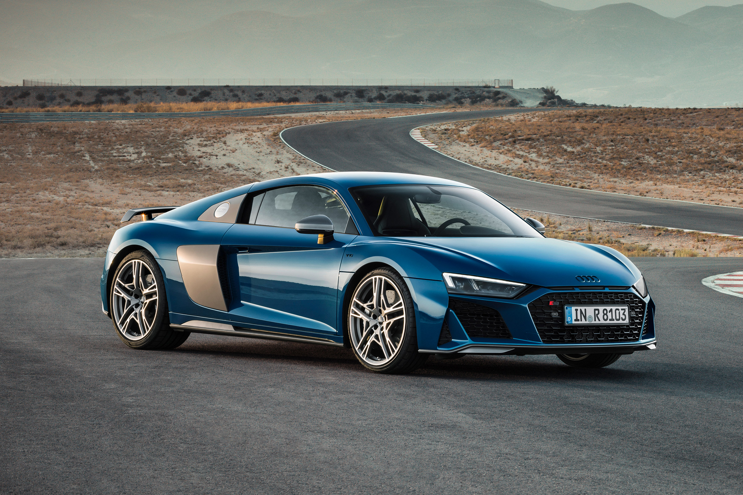 New Audi R8 revealed: More performance, more precision | Evo