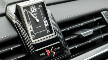 DS7 Crossback – BRM dash clock