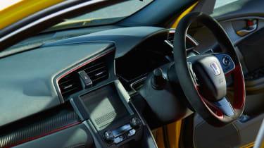 Honda Civic Type R Limited Edition - interior