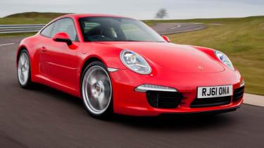 991 Porsche 911 Carrera S front