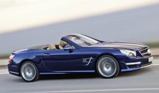 2012 Mercedes-Benz SL65 AMG