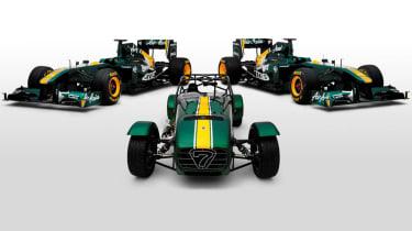 Video: Caterham in Formula 1
