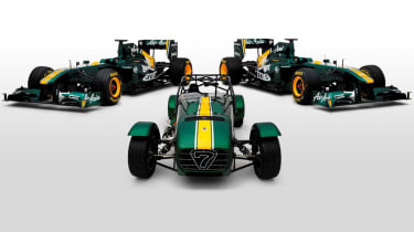 Video: Caterham in Formula 1