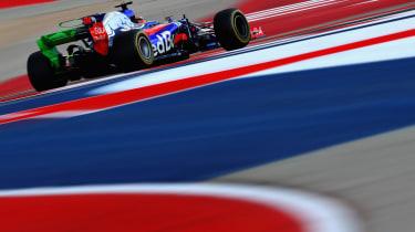 F1 2017 Austin - TR