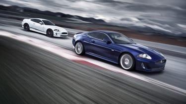 Jaguar XKR Speed