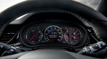 Vauxhall Insignia Grand Sport GSi BiTurbo – dial pack