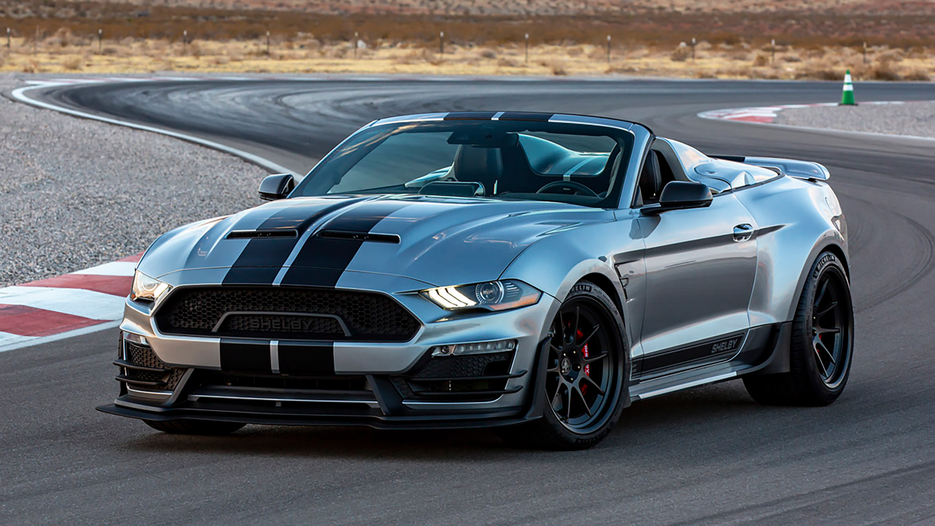 Shelby Super Snake Speedster takes 812bhp muscle car open-air