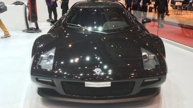MAT Lancia Stratos nose Geneva motor show